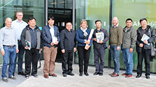 A delegation from Beijing visited Ramboll's head office in Copenhagen to exchange experiences within urban environmental solutions